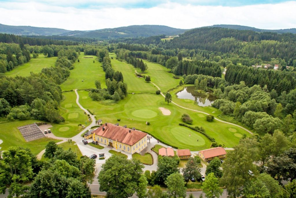 Hotel Ahornhof Golf
