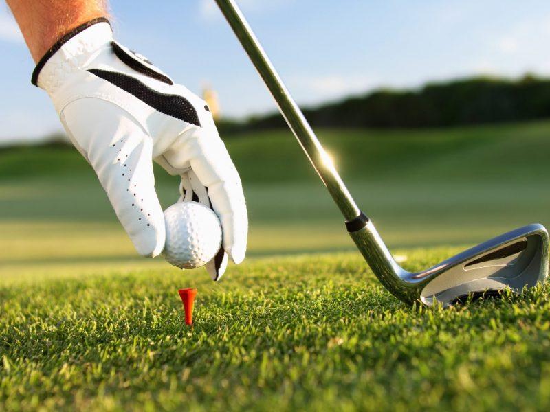 Golf arrangement 5 nights