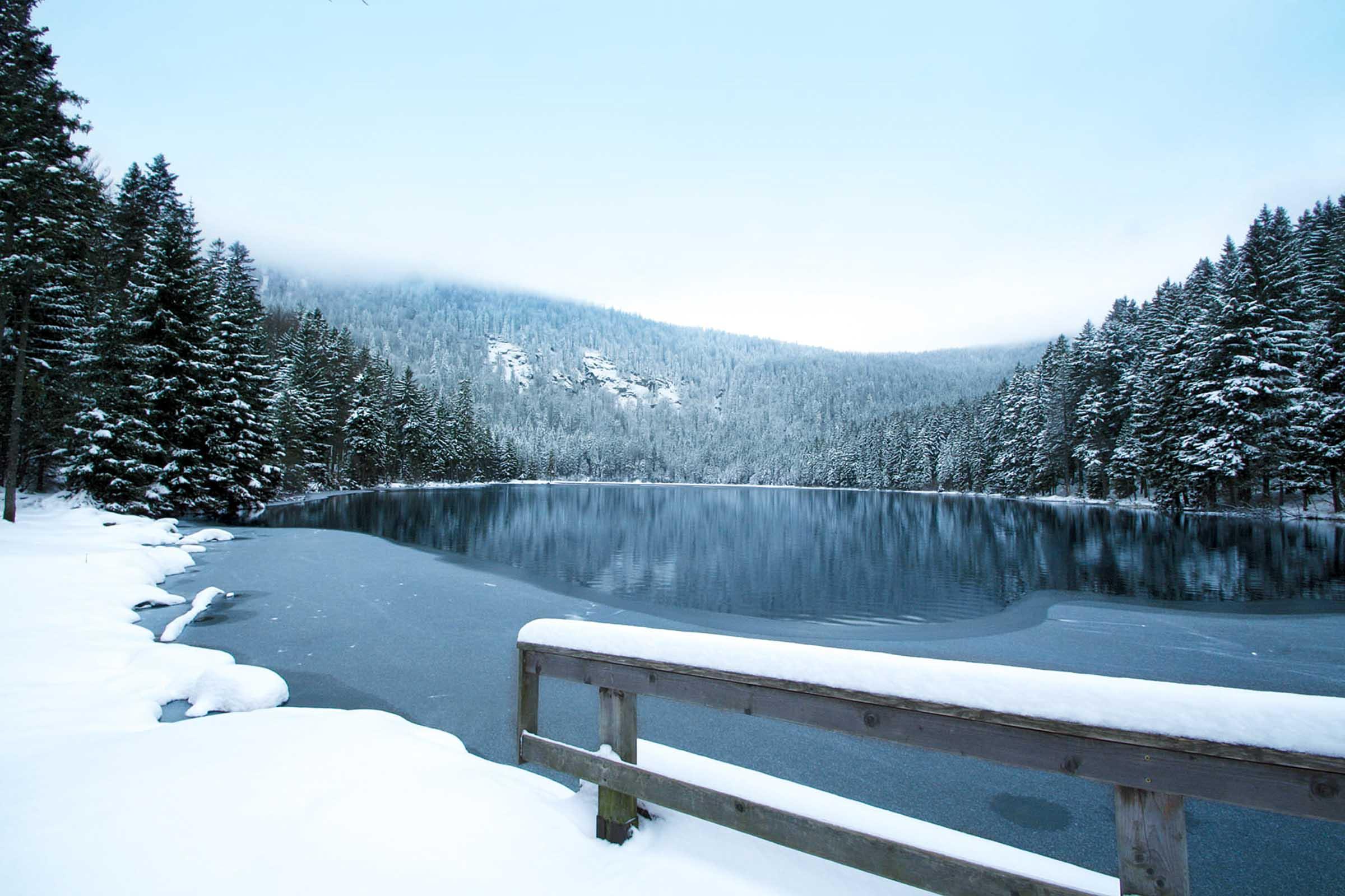 Gemütliche Wintertage