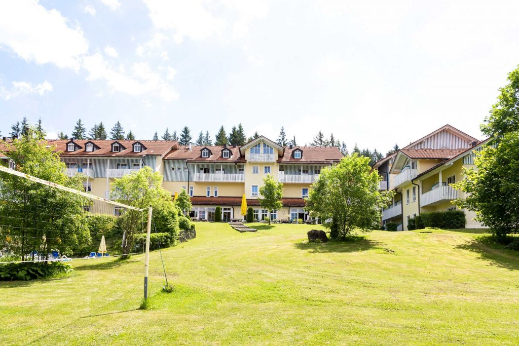 Hotel Ahornhof Front View