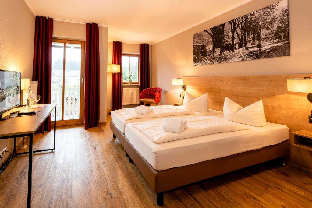 Hotel Ahornhof Doppelzimmer