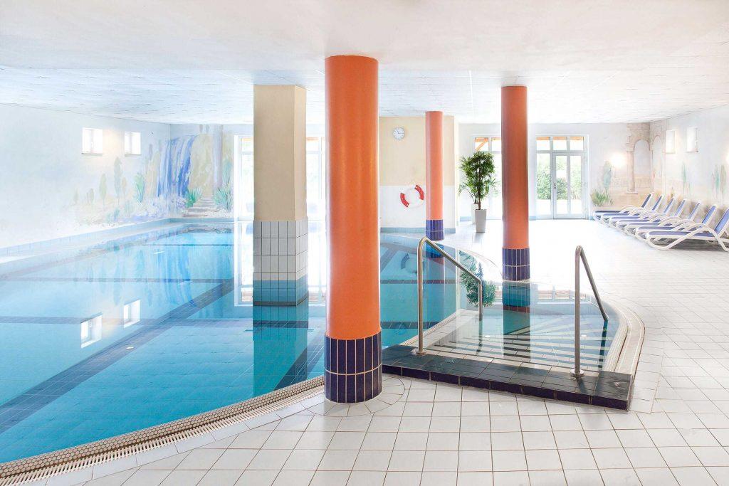 Hotel Ahornhof Pool