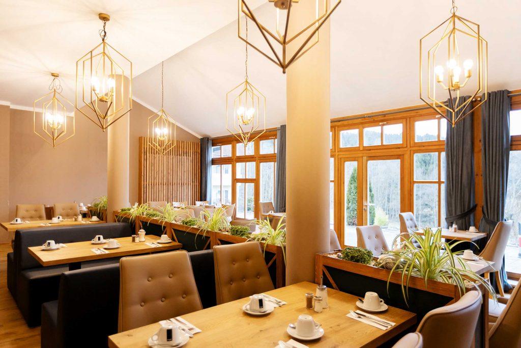 Hotel Ahornhof Restaurant