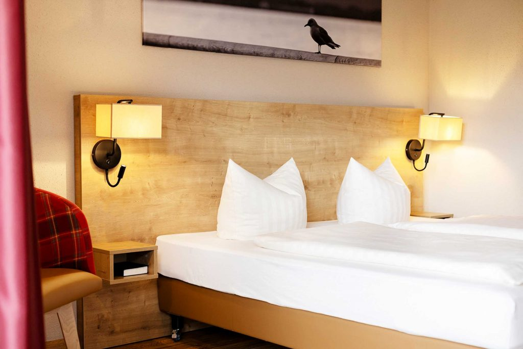 Hotel Ahornhof Zimmer