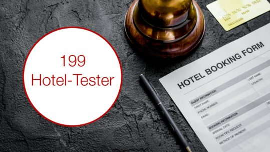 199 Hotel-Tester