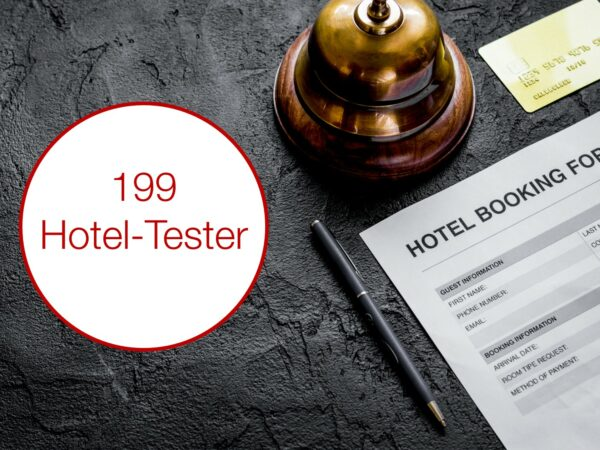 199 Hotel-Tester